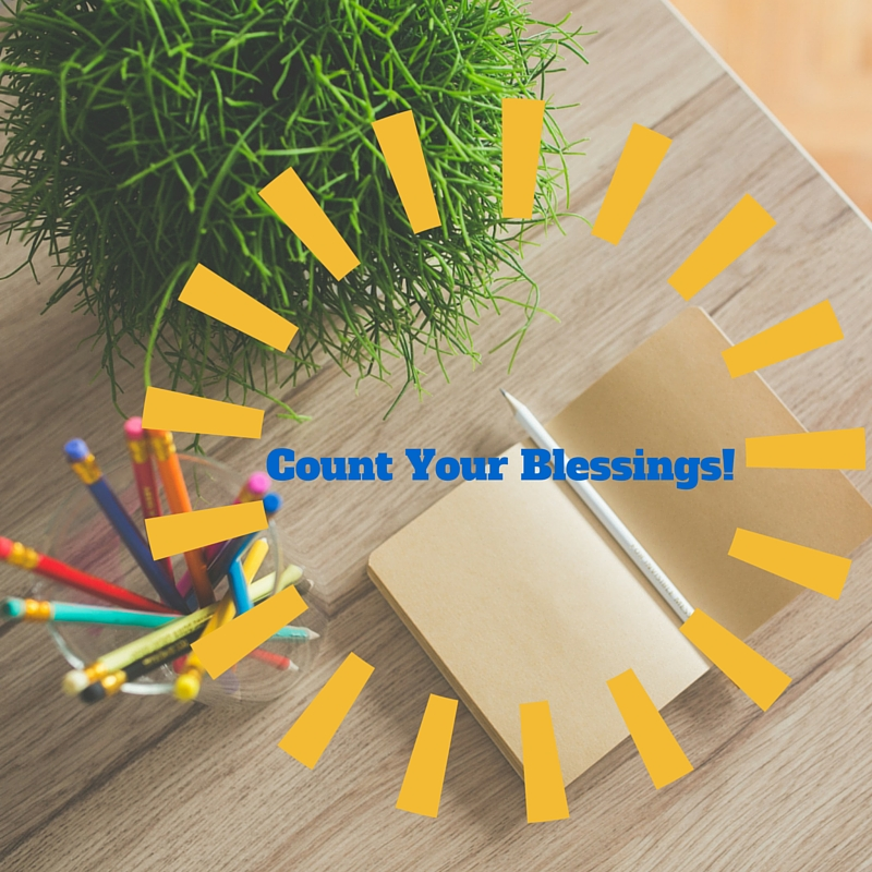 Count Your Blessings!